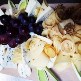 Deska szlachetnych serów